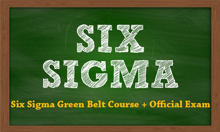 Six Sigma Green Belt Certification Six Sigma Certification Six