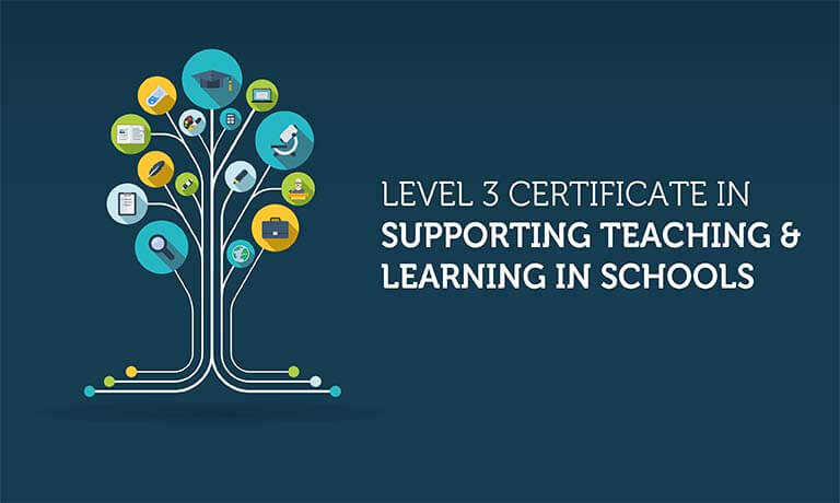 Level 3 Certificate In Supporting Teaching And Learning In Schools