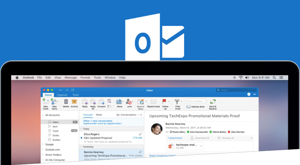 Ms Outlook 2016 Course For Mac Microsoft Outlook 2016 Mac