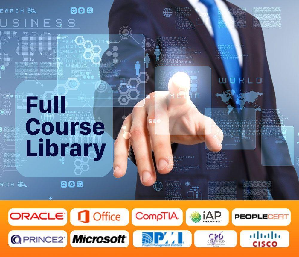 1training Online Course Library | Online Education | Onlince Courses