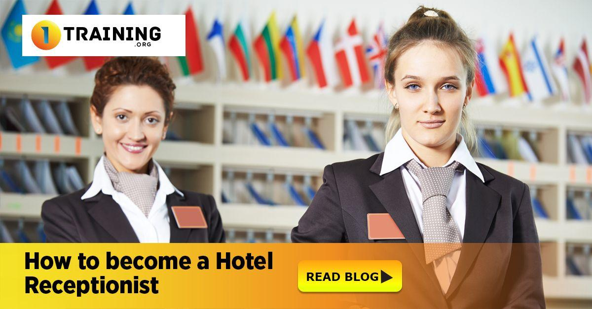 How to be a Hotel Receptionist...